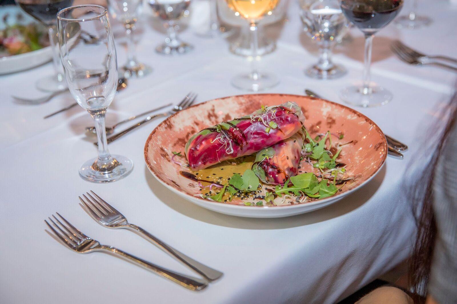0695be9ea03 3-Käiguline Vegan õhtusöök basiilikus - Restoran Basiilik